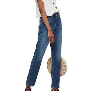 NWT Topshop New Boyfriend Jeans